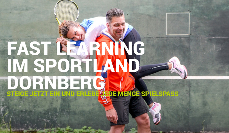 Fast Learning von Tennis People - Sportland Dornberg